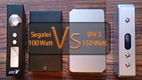 Segelei 100 Watt vs IPV 3 150 Watt