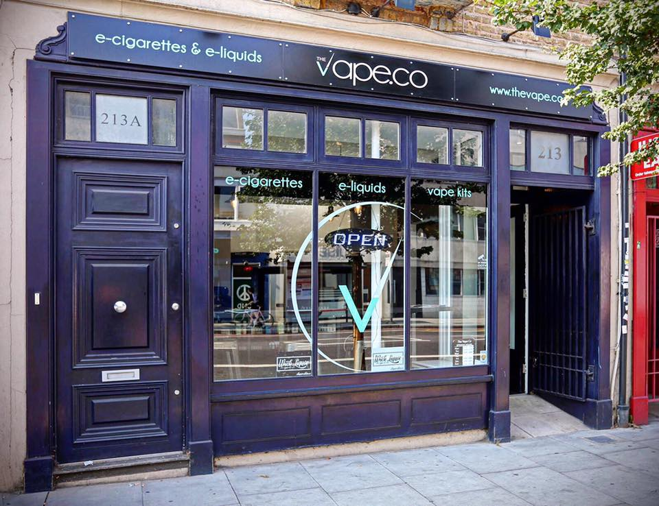 Vape Shops London by Vaping World: The London Vape Company Barnet