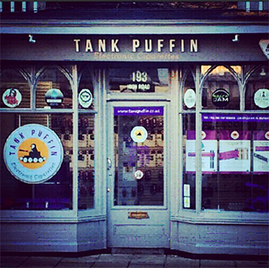 Tank Puffin Loughton