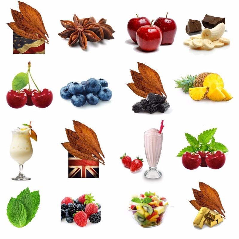 e-juice-flavours