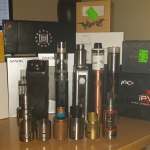 My Vaping Collection