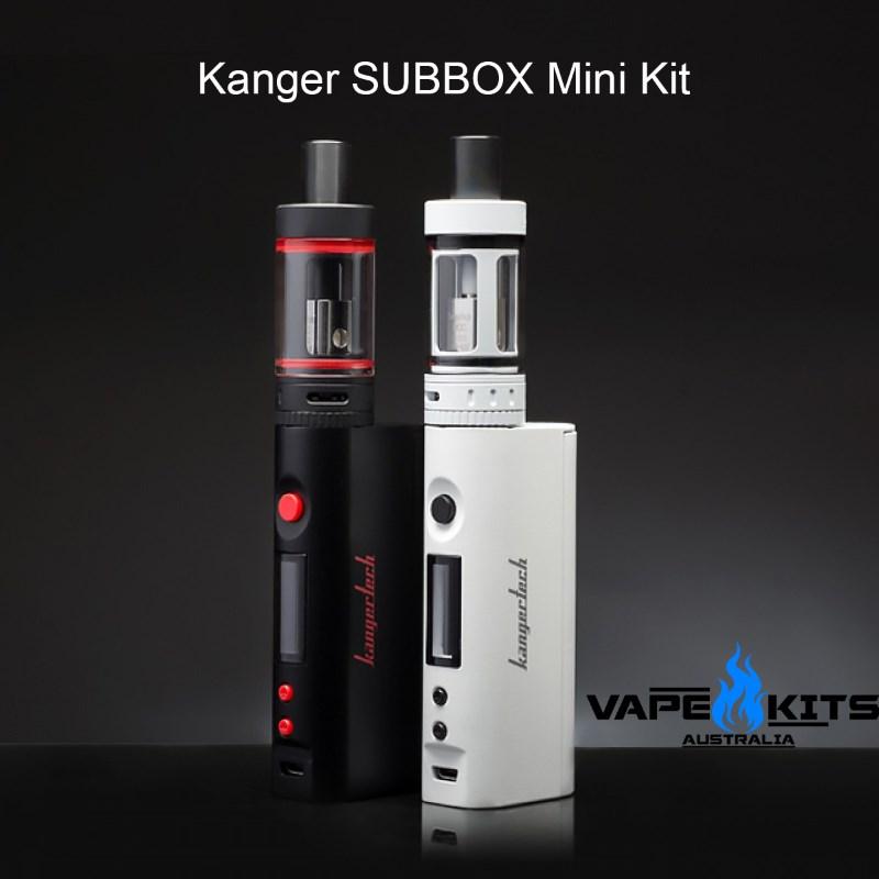 kanger-subox-mini-kit-Vape-kits-australia-e-cigarette-vapouriser-Vapour-kit