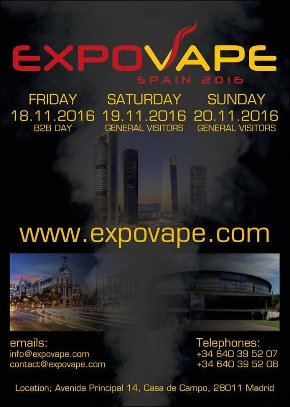 Expovape-information